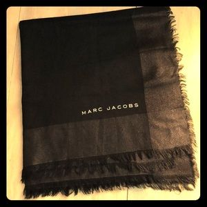 Marc Jacobs cashmere blend scarf